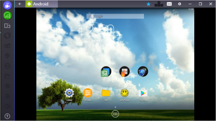 android emulator for 512mb ram pc download free