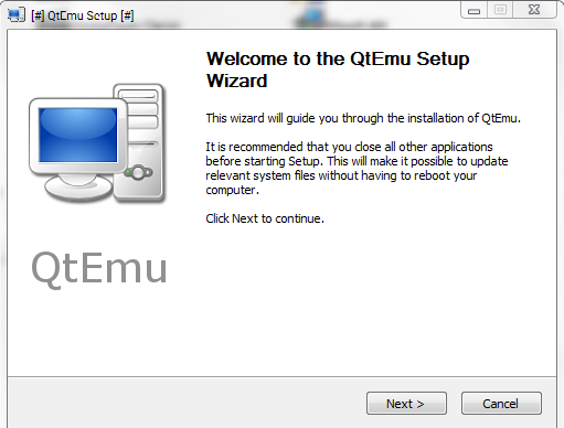 How to Interact With QEMU Using Graphical User Interface – Help Ahoy!