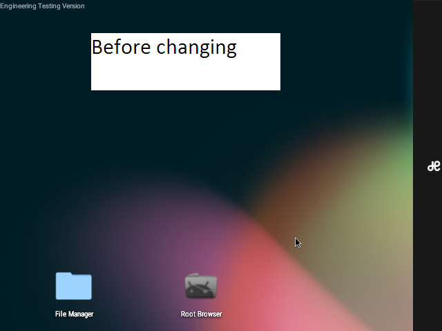 How to Change the Screen Resolution + DPI on Android x86